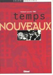 Temps Nouveaux - Intérieur - Format classique