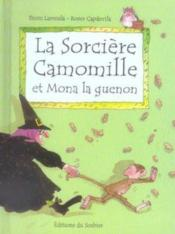 La Sorciere Camomille Et Mona La Guenon - Couverture - Format classique