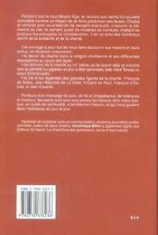 Saints De La Solidarite Et Charite (Les) - 4ème de couverture - Format classique