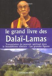 Grand Livre Des Dalai Lamas (Le) - Intérieur - Format classique