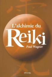 Alchimie Du Reiki - Couverture - Format classique