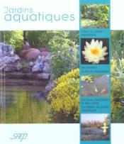 Jardins aquatiques - Couverture - Format classique