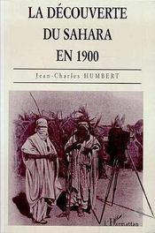 La découverte du sahara en 1900 - Intérieur - Format classique