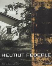 Helmut Federle - Intérieur - Format classique