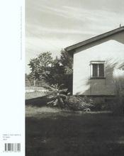 Helmut Federle - 4ème de couverture - Format classique