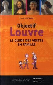 Objectif Louvre - Intérieur - Format classique