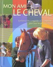 Mon Ami Le Cheval - Intérieur - Format classique