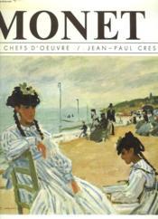 Monet - Couverture - Format classique