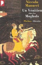 Un vénitien chez les moghols - Intérieur - Format classique