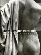 Hommes De Pierre - Couverture - Format classique