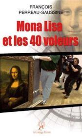 Mona lisa et les 40 voleurs - Couverture - Format classique