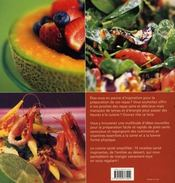 La cuisine santé simplifiée - 4ème de couverture - Format classique