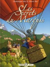 Les secrets du marquis - Couverture - Format classique