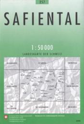 Safiental - Couverture - Format classique