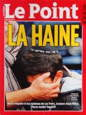 Point (Le) N°2062 du 22/03/2012 - Couverture - Format classique