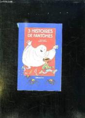 3 histoires de fantômes - Couverture - Format classique