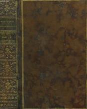 Histoire Philosophique Et Politique Des Etablissements Et Du Commerce Des Europeens Dans Les Deux Indes. Tome Premier. - Couverture - Format classique