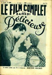 Le Film Complet Du Samedi N° 1289 - 12e Annee - Delicieuse - Couverture - Format classique