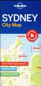 Vente  City map ; Sydney (édition 2017)  - Xxx - Collectif - Collectif Lonely Planet