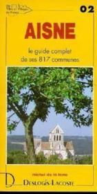 Aisne - Couverture - Format classique