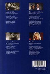 Le film noir - 4ème de couverture - Format classique