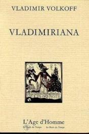 Vladimiriana - Couverture - Format classique