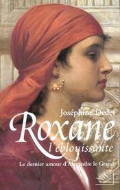 Roxane L'Eblouissante - Intérieur - Format classique