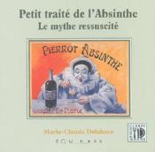 Petit Traire De L'Absinthe - Couverture - Format classique