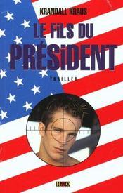 Le fils du president - Intérieur - Format classique