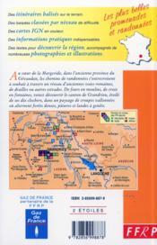 Grandrieu Et Ses Environs A Pied - 48-Pr-P482 - 4ème de couverture - Format classique