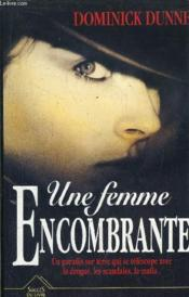 Une Femme Encombrante - Couverture - Format classique
