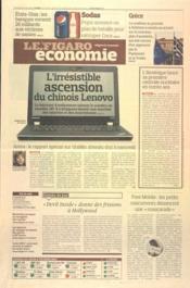Figaro Economie (Le) N°21003 du 10/02/2012 - Couverture - Format classique
