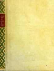 Au Large De L'Eden. Le Livre De Demain. - Couverture - Format classique