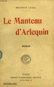 Le Manteau D'Arlequin. - Couverture - Format classique