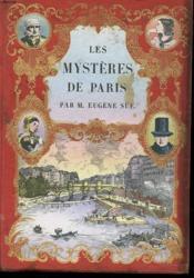 Les Mysteres De Paris - Tome 2 - Couverture - Format classique
