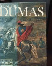 Alexandre Dumas - Couverture - Format classique