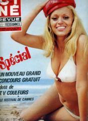 Cine Revue - Tele-Programmes - 53e Annee - N° 19 Special - Les Affamees - Couverture - Format classique