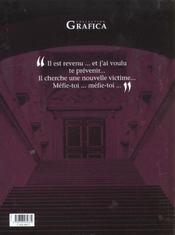 Les voleurs d'empires t.7 ; derrière le masque - 4ème de couverture - Format classique