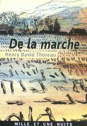 De La Marche - Intérieur - Format classique