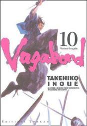 Vagabond t.10 - Couverture - Format classique