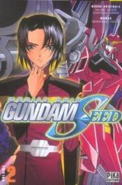 Mobile suit gundam seed t.2 - Couverture - Format classique