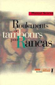 Roulements De Tambours Pour Rancas T.15 - Couverture - Format classique