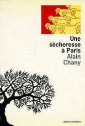 Une Secheresse A Paris - Couverture - Format classique