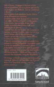 Le quatrieme cerveau - 4ème de couverture - Format classique