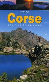 Corse, les plus beaux treks - Intérieur - Format classique