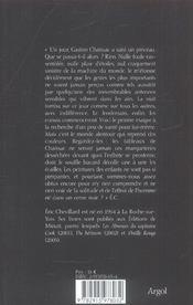 D'Attaque - 4ème de couverture - Format classique