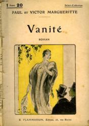 Vanite. Collection : Select Collection N° 207 - Couverture - Format classique