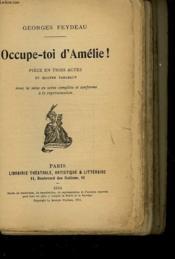 Occupe-Toi D'Amelie! - Couverture - Format classique