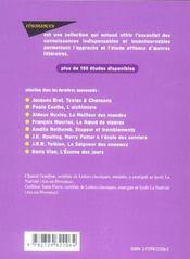 Étude sur Ruy Blas de Victor Hugo ; 2e édition - 4ème de couverture - Format classique