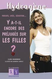 Y A T Il Encore Des Prejuges Sur Les Filles ? - Couverture - Format classique